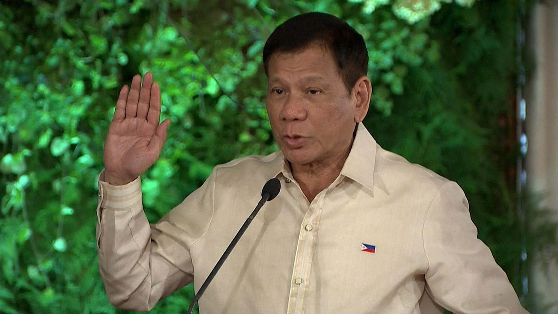 Philippines President Rodrigo Duterte Asias Trump Eyes Closer 1920x1080