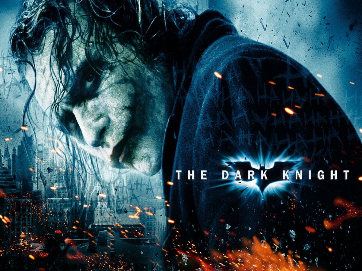 joker the dark knight hd movie resolution 1440x900 pixel super cool hd 1200x900