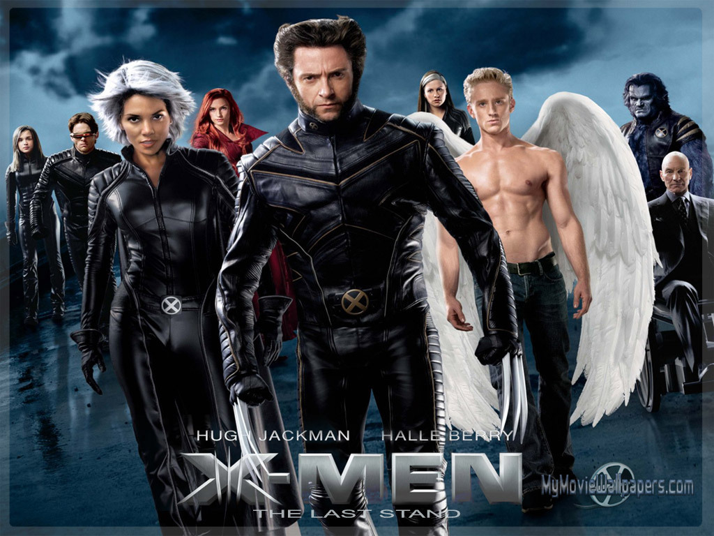 The Last Stand   X men THE MOVIE Wallpaper 19426718 1024x768