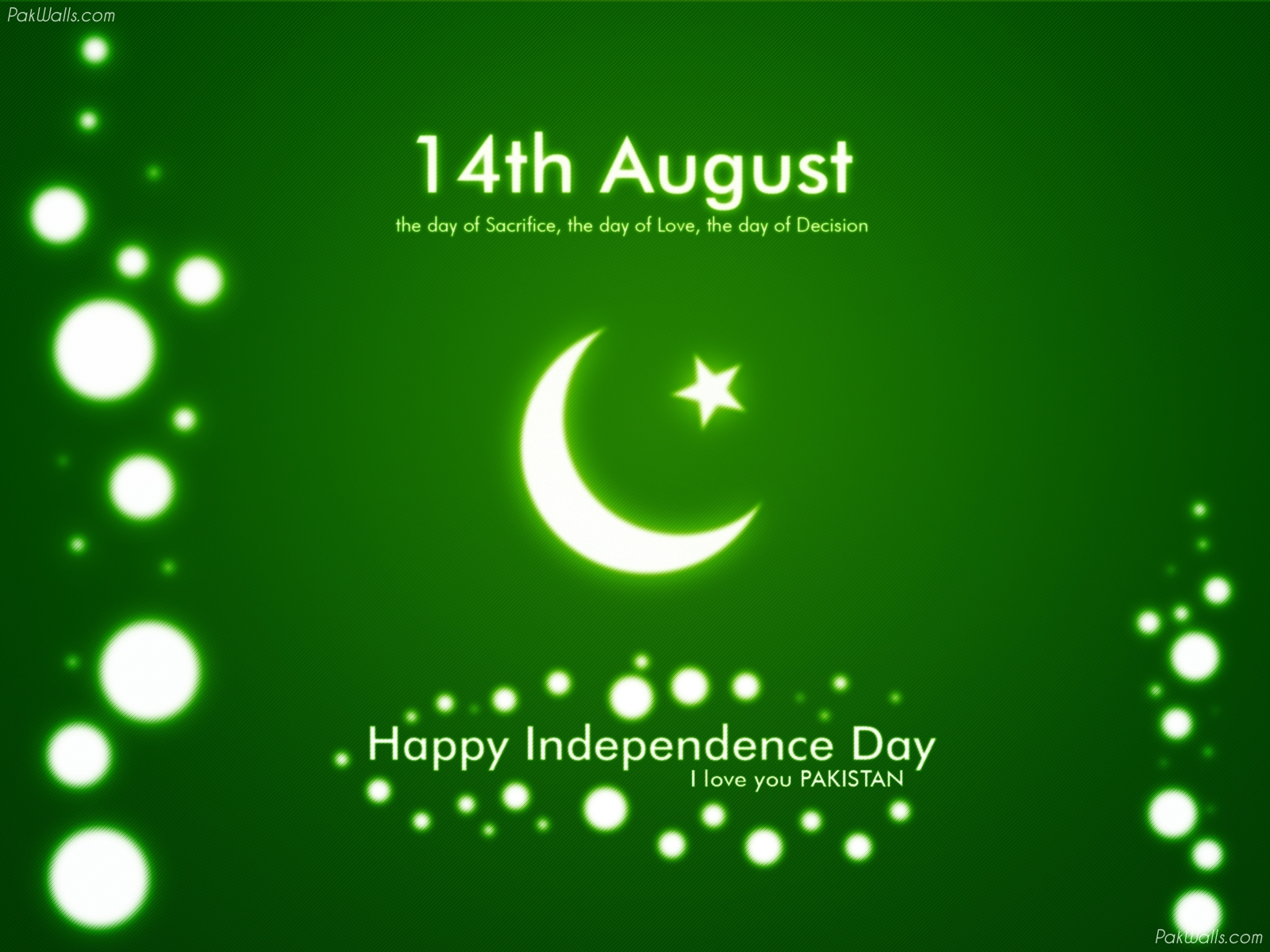 Pakistan Independence Day Wallpapers 14 August Wallpapers ALHOMAT 1600x1200