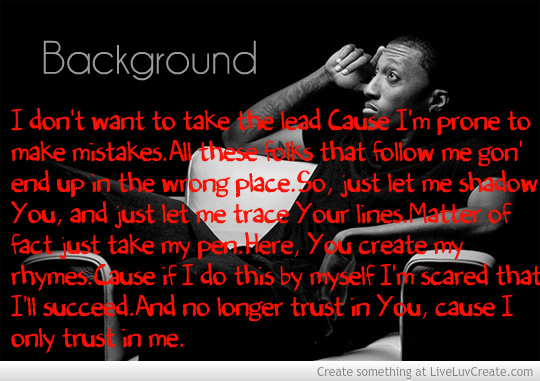Background Lyrics Lecrae Picture by Ashleyraeinc   Inspiring Photo 540x381