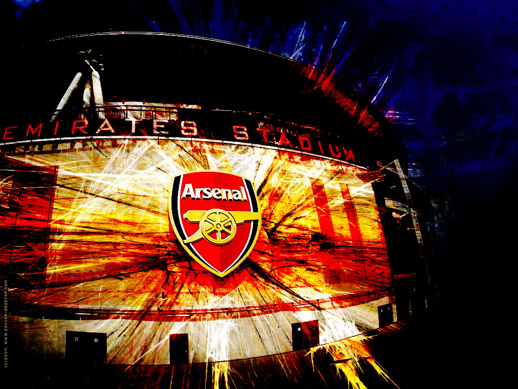 Emirates Stadium Arsenal Wallpaper HD Wallpaper Football 1024x768