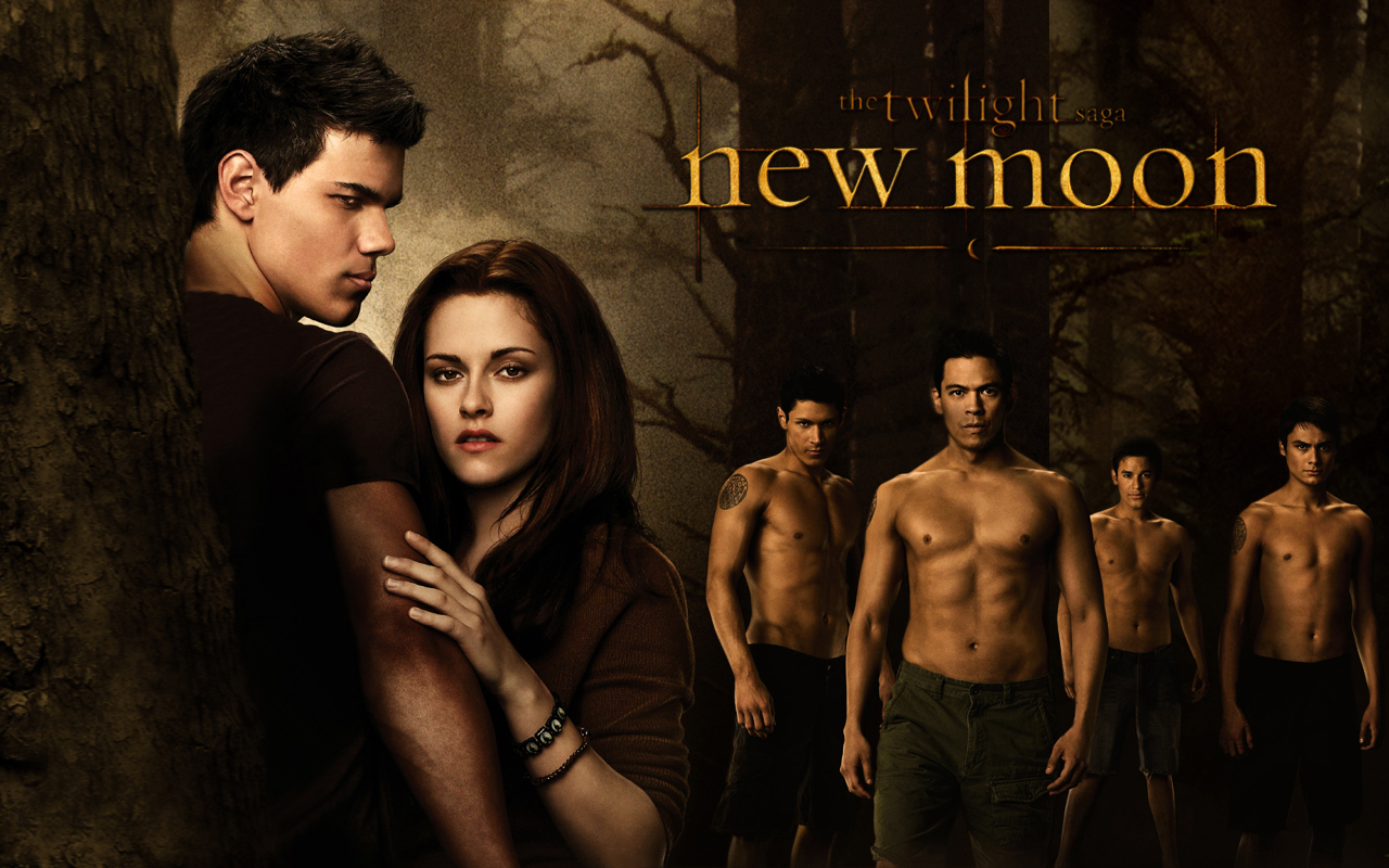 Wolf Pack   Twilight Series Wallpaper 13856194 1280x800