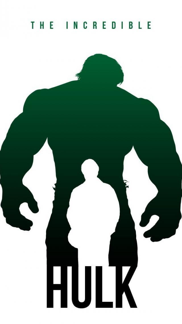 The Incredible Hulk iPhone 5 Wallpaper 640x1136 640x1136