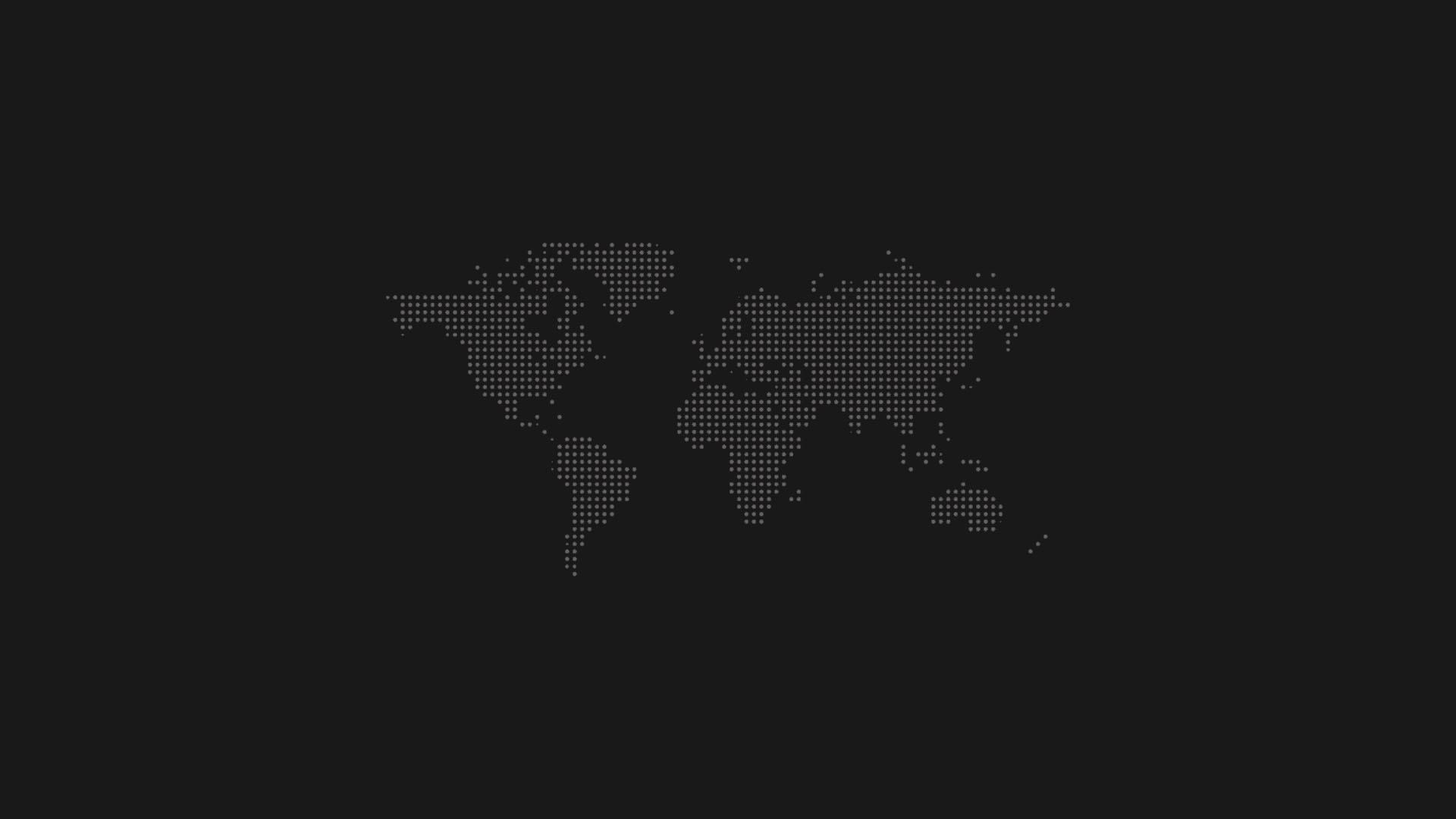 Dark World Map Wallpaper 4694 4941 Hd Wallpapersjpg 1920x1080