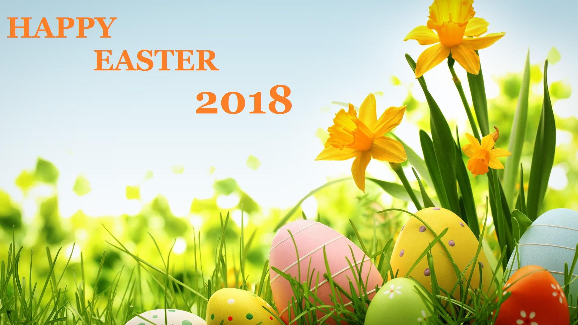 Easter Wallpaper Easter 2018 1920x1080