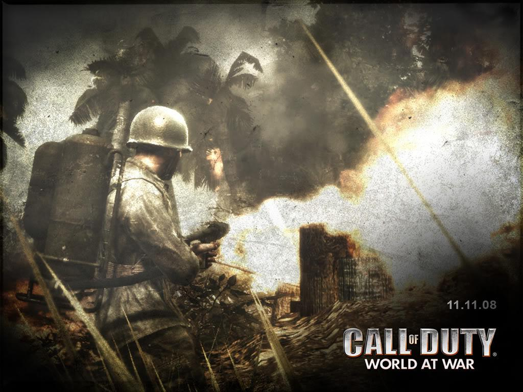 48 cod waw wallpapers on wallpapersafari - Call of duty world war 2 background ...