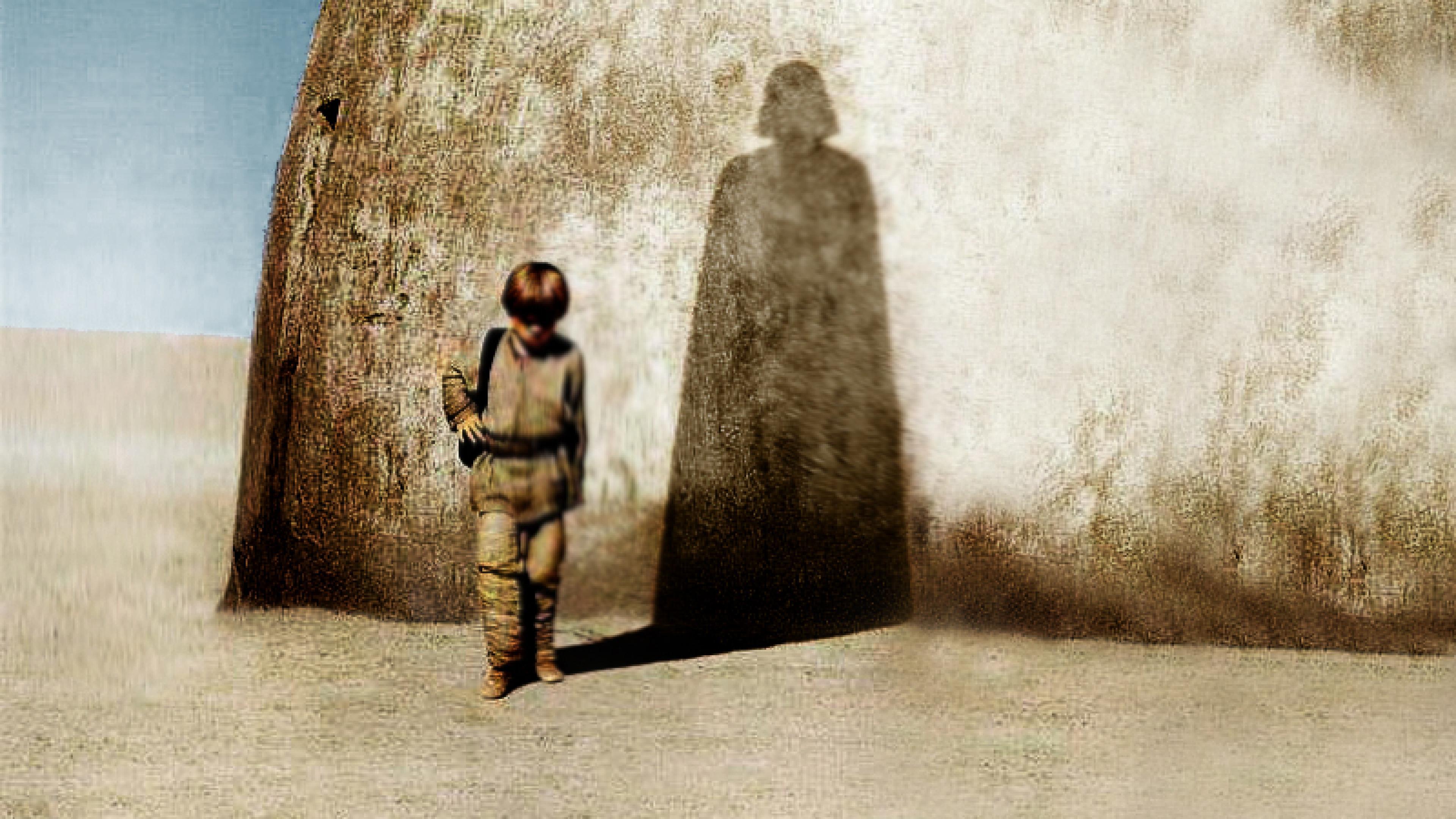 star wars darth vader anakin skywalker 9EUz 3840x2160