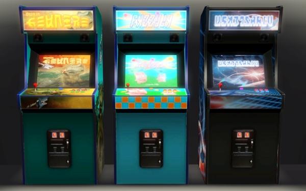 Arcade Games 8 Desktop Wallpaper Wallpaper 600x375