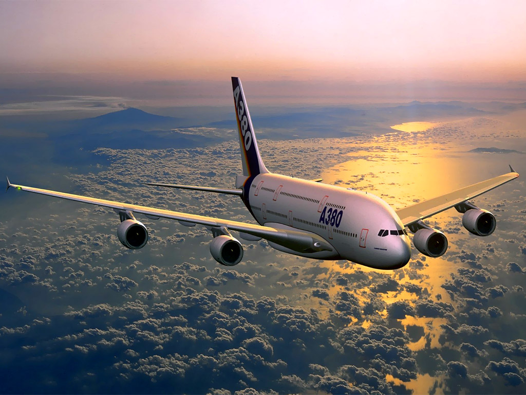 COOL WALLPAPERS a380 airbus wallpaper 1024x768