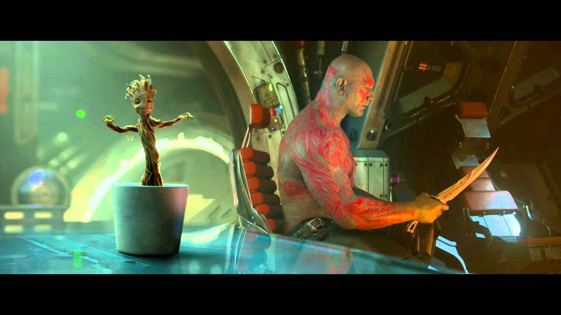 Free Download Marvels Guardians Of The Galaxy Clip Baby