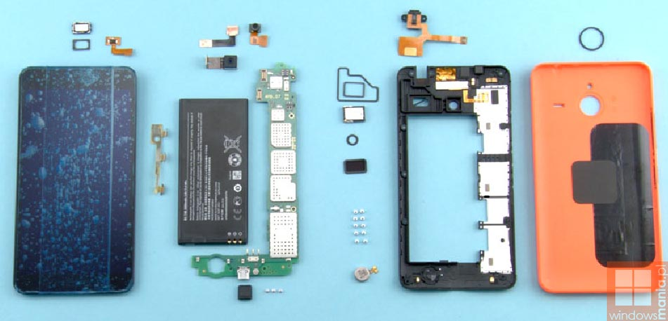 Free Download Microsoft Lumia 640 Xl Tear Down Pictures