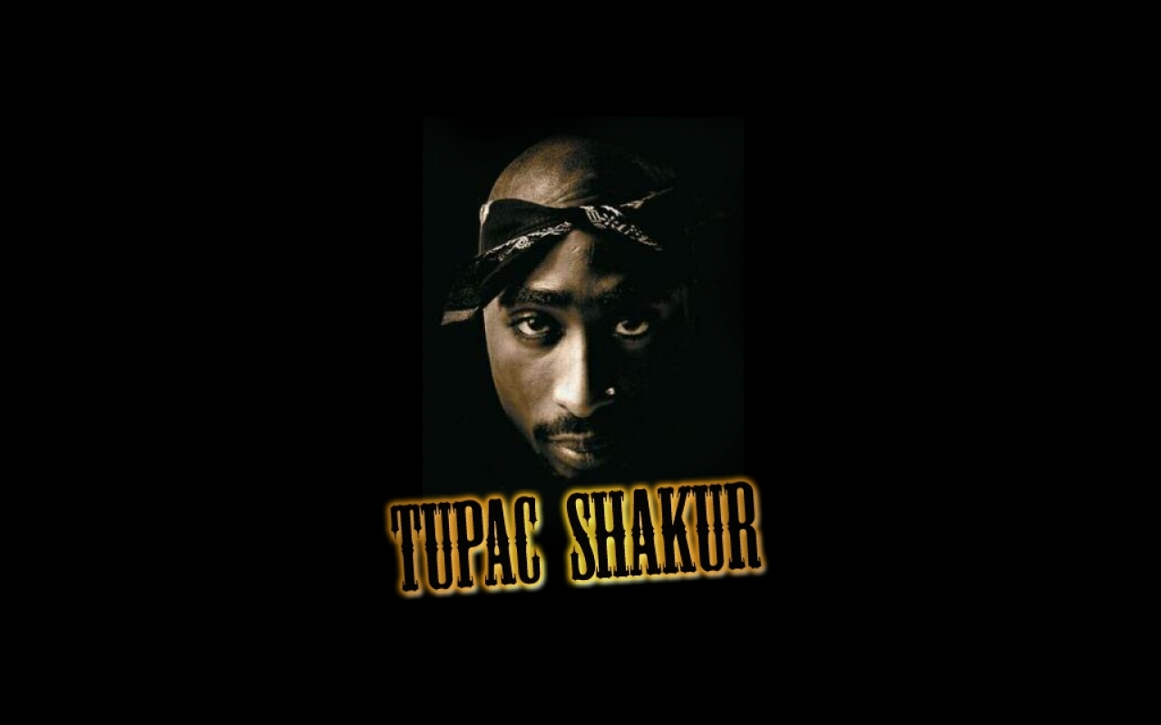Wallpapers Download 1280x800 2 2pac SHAKUR BROWN Wallpaper 1280x800