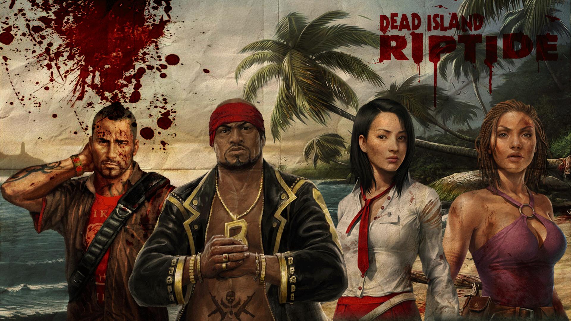 Dead Island Wallpaper For Desktop Wallpaper | WallpaperLepi