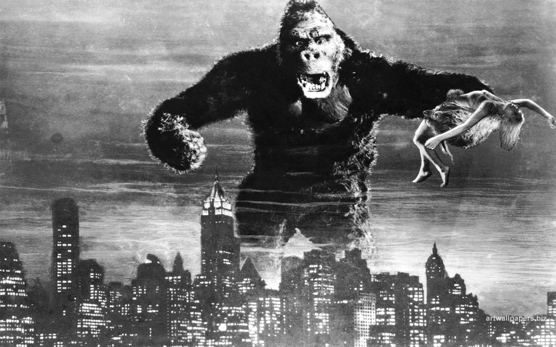 Free Download Kong Wallpaper Wallpaper For King Kong King Kong Is A 1933 1920x1200 For Your Desktop Mobile Tablet Explore 49 King Kong Wallpaper 1933 King Kong Wallpaper 1933