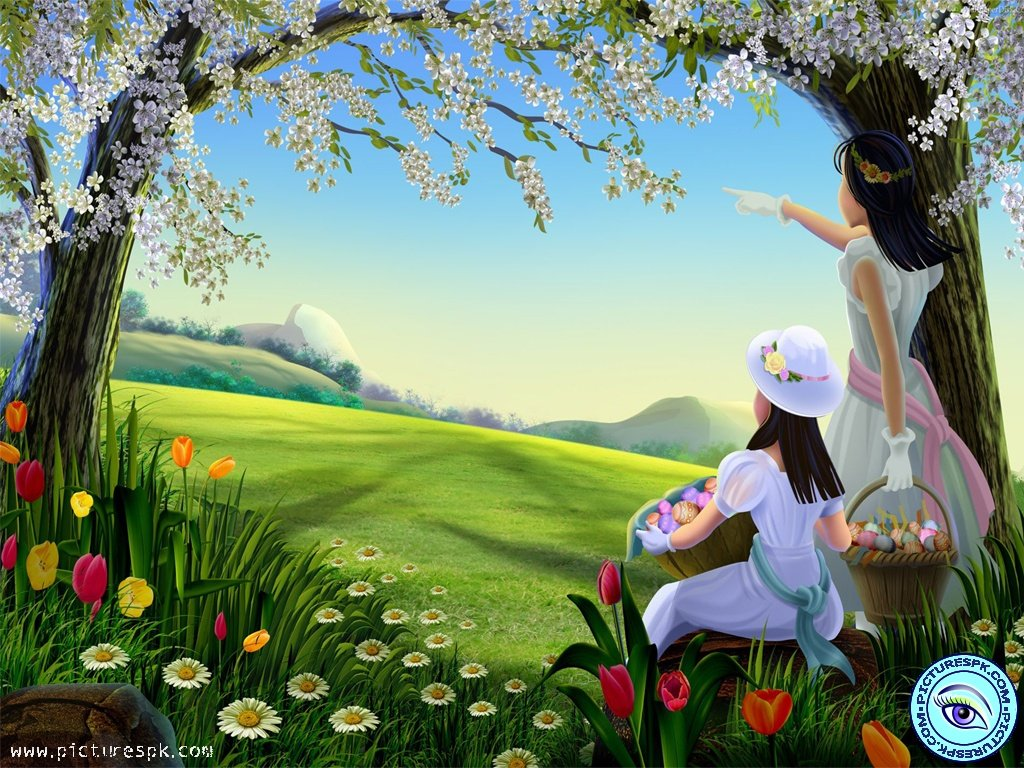 View Spring Wallpaper Picture Wallpaper in 1024x768 Resolution 1024x768