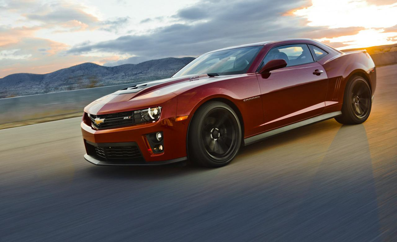Camaro Zl1 Wallpapers 1280x782
