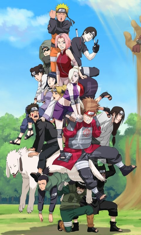 Naruto Mobile Phone Wallpapers 480x800 Hd Wallpaper For My Cell Phone 480x800