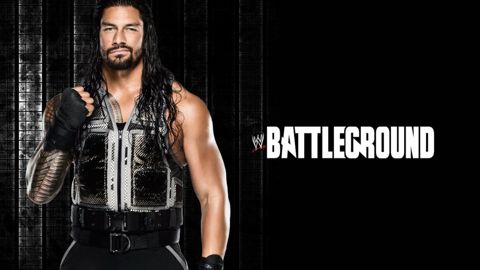 WWE Battleground Roman Reigns Photo Most HD Wallpapers Pictures 1600x900