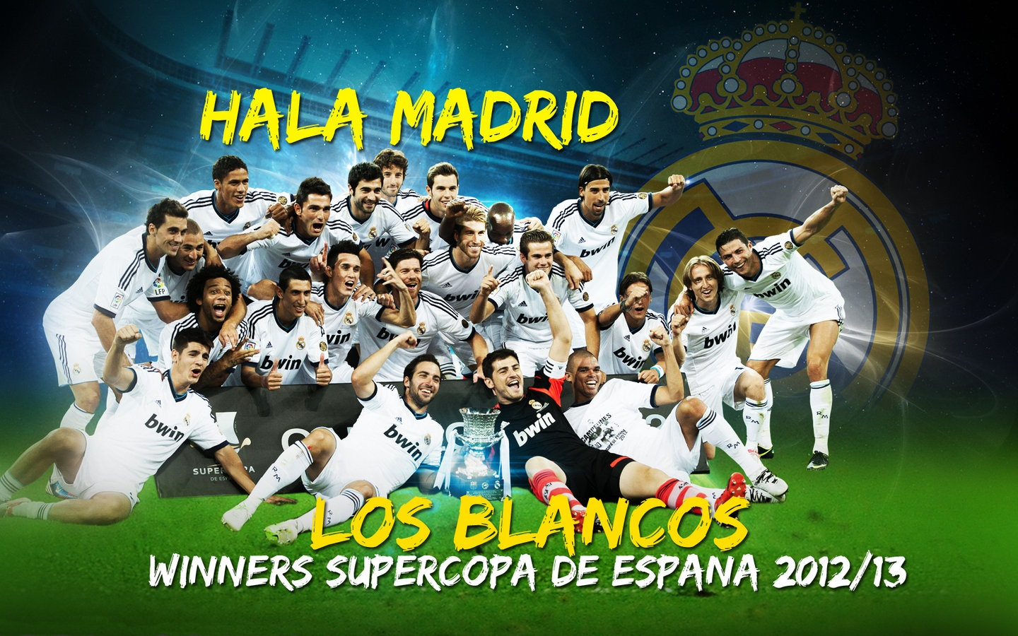 Free Download Real Real Madrid Cf Wallpaper 32434190