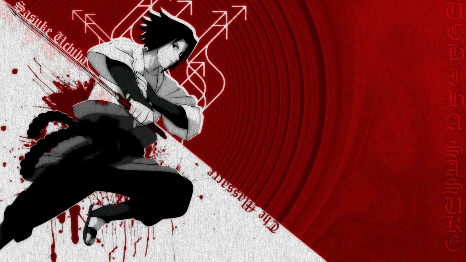 Sasuke Uchiha   Imgenes de Sasuke Uchiha Fotos e Imgenes en 1600x900