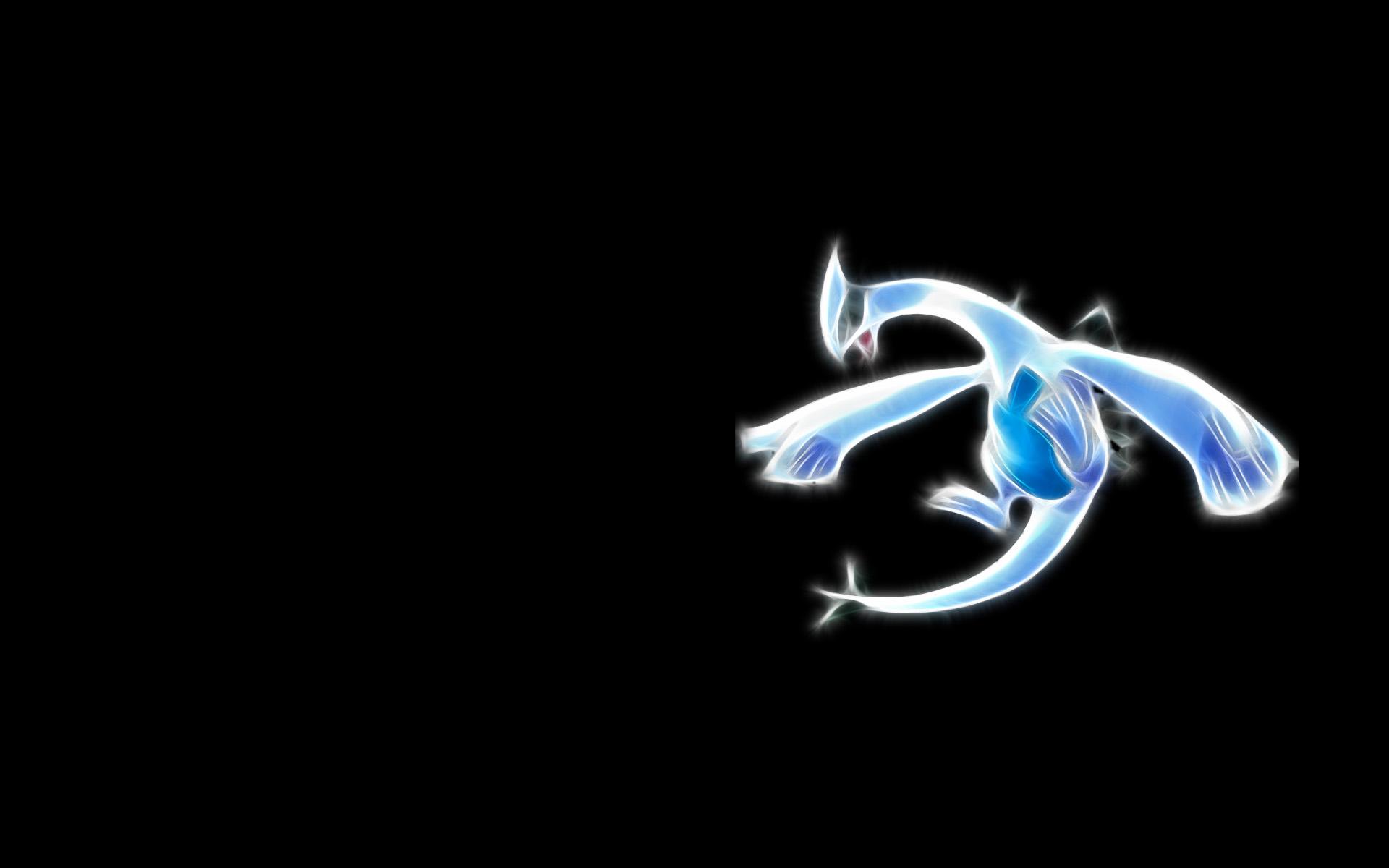 Pokemon Lugia Black Entertainment HD Wallpaper 1920x1200