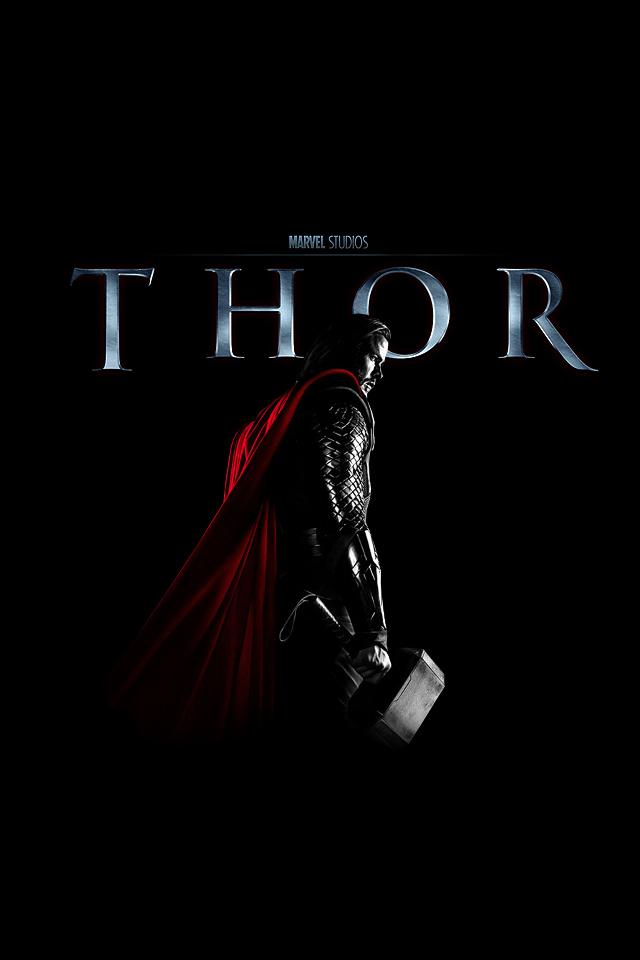 Marvel Comics Thor    iPhone Wallpaper 640x960 iPhone Wallpaper 640x960