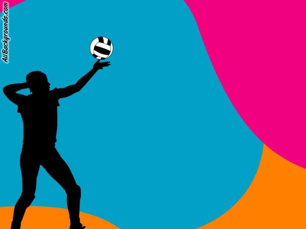 Volleyball Backgrounds   Twitter Myspace Backgrounds 1005x754
