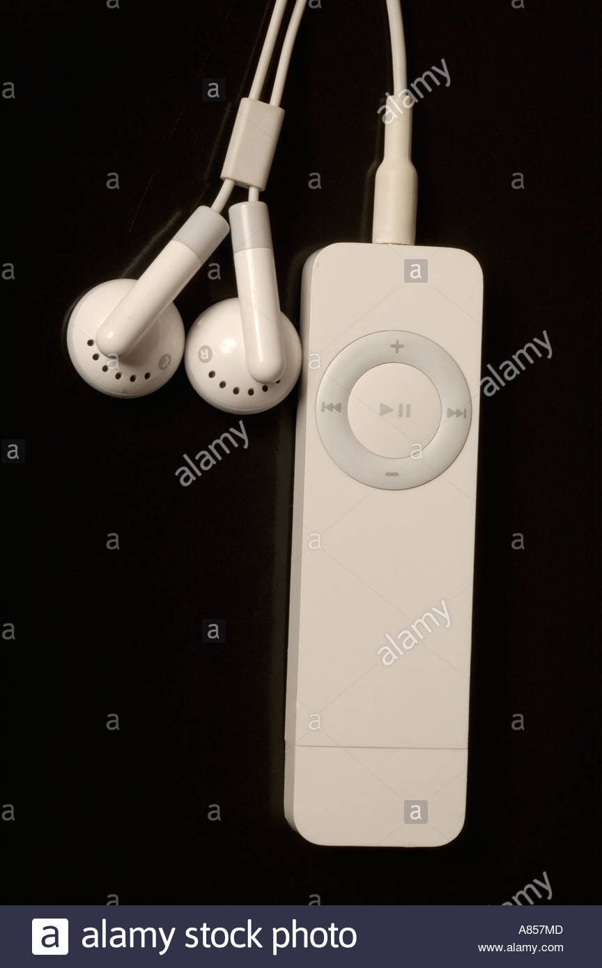 apple iPod shuffle at black background Stock Photo 6852236   Alamy 864x1390
