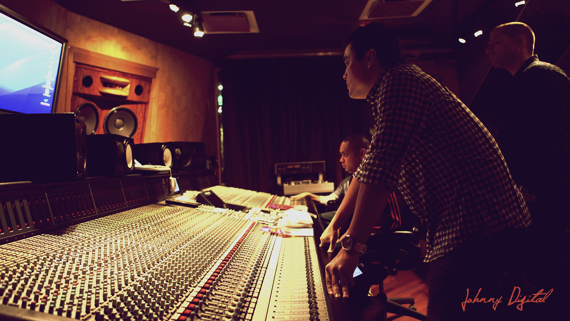 recording studio wallpaper joy - photo #30
