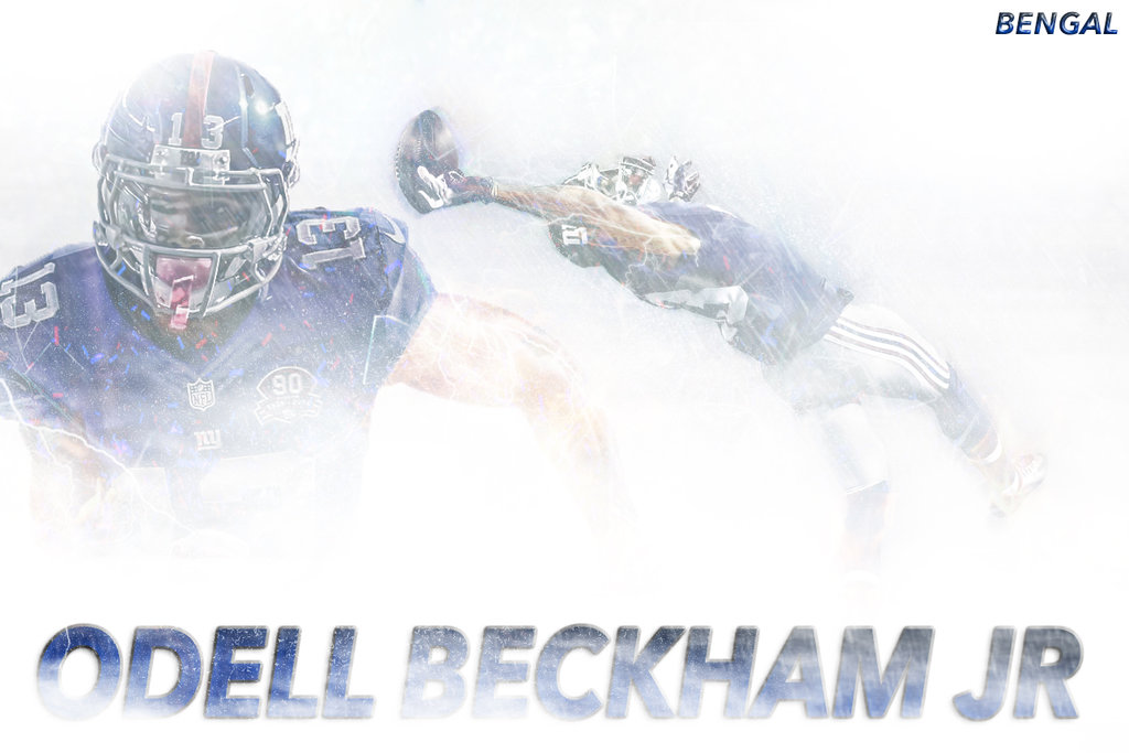 Odell Beckham Jr Wallpaper by bengalbro 1024x683