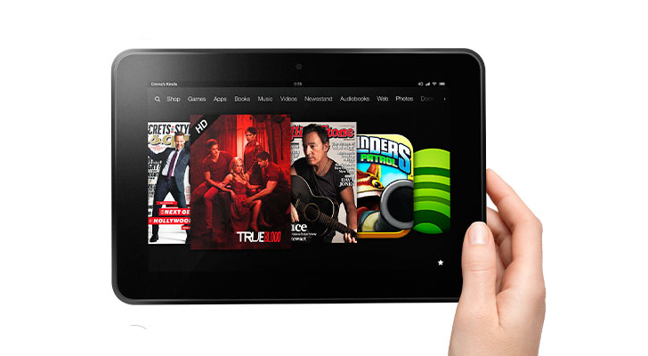 Amazon Kindle Fire HD Archos 80 Titanium 728x400