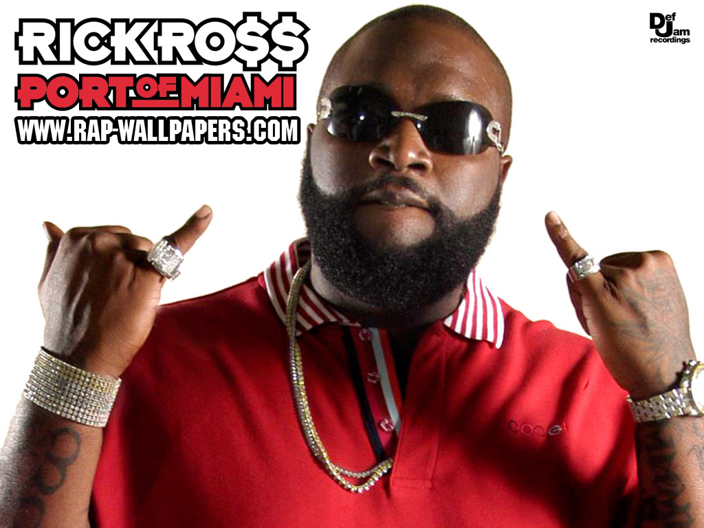 rick ross wallpapers 01 Rap Wallpapers 1024x768