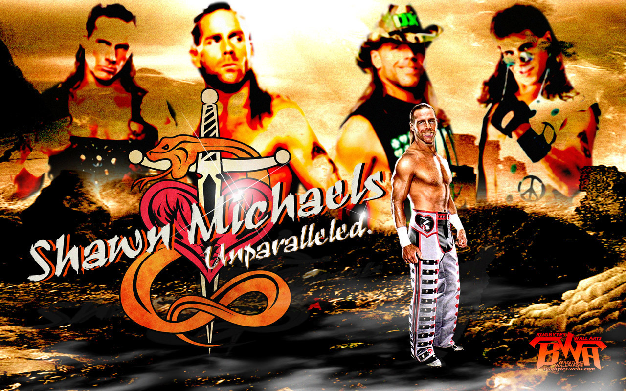 Shawn Michaels  WWE HD WALLPAPERS 1280x800