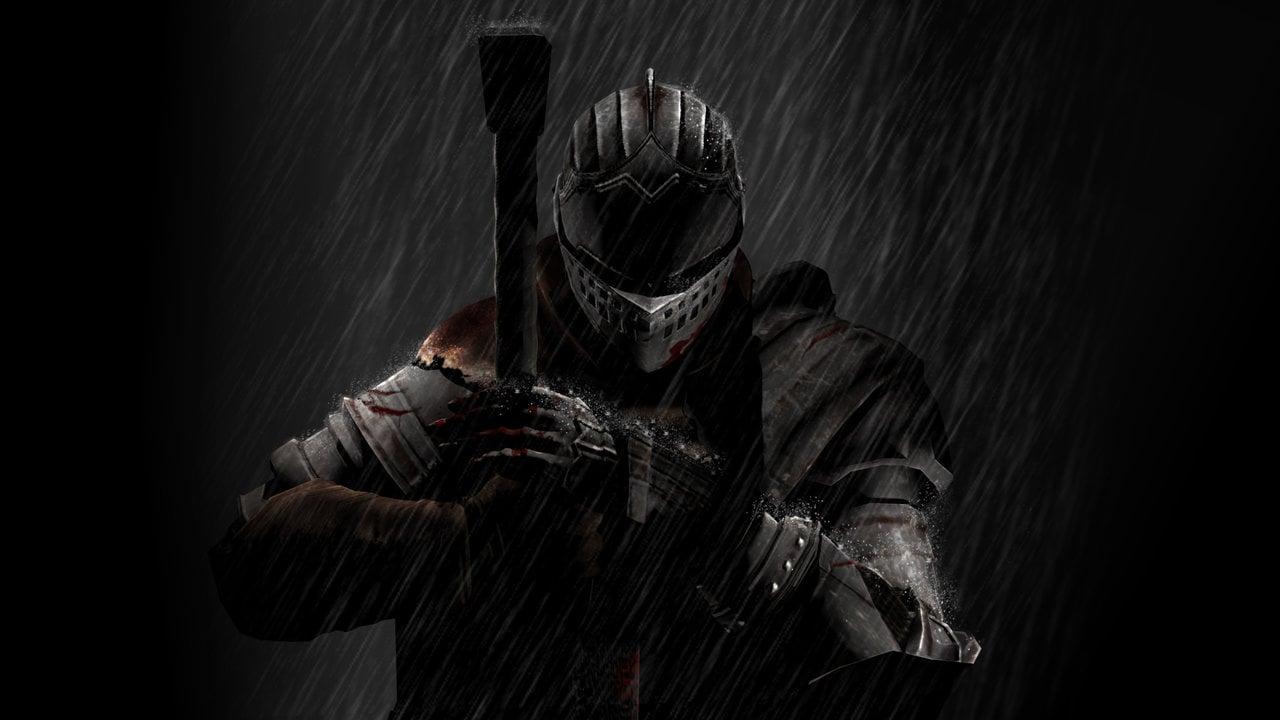 Free Download Dark Souls So Alone Be Sorrow By Skstalker Fan Art