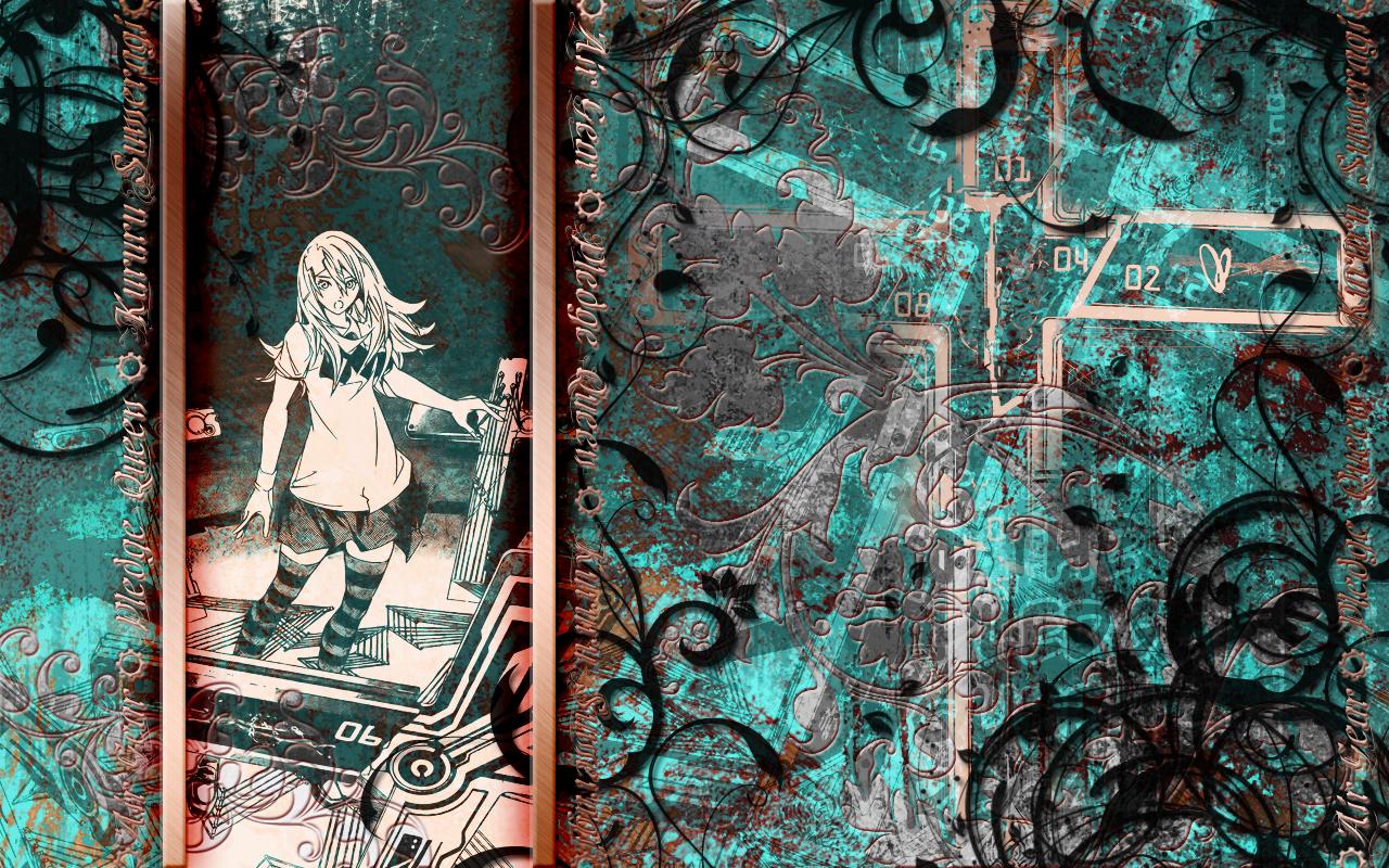 Copper Patina Kururu WP by Hallucination Walker 1280x800