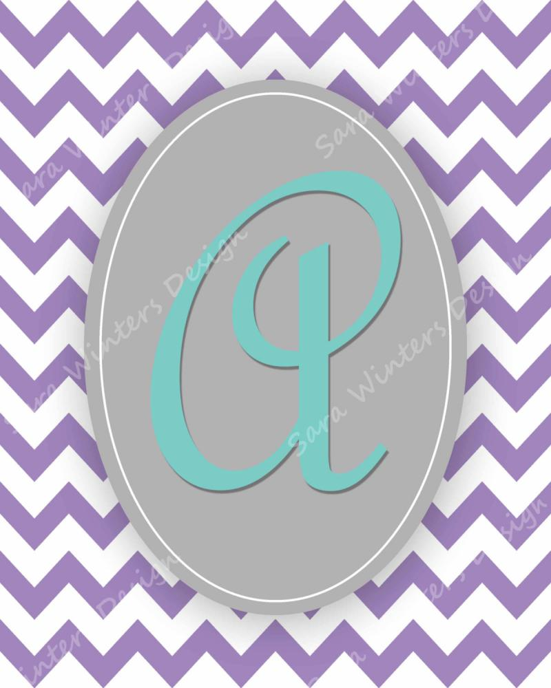 chevron initials wallpaper wallpapersafari