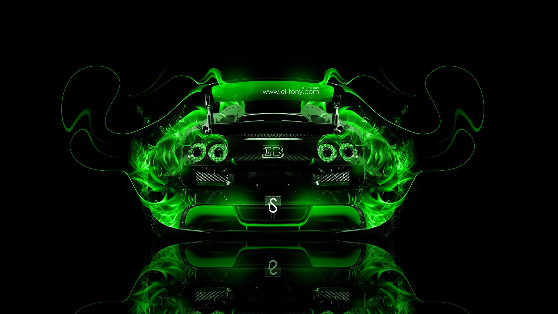 lime green bugatti veyron wallpaper - photo #4