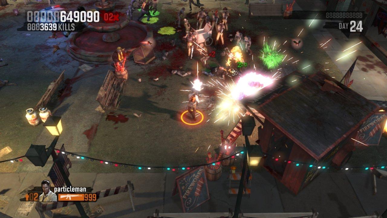 Zombie Apocalypse desktop wallpaper 8 of 16 Video 1280x720
