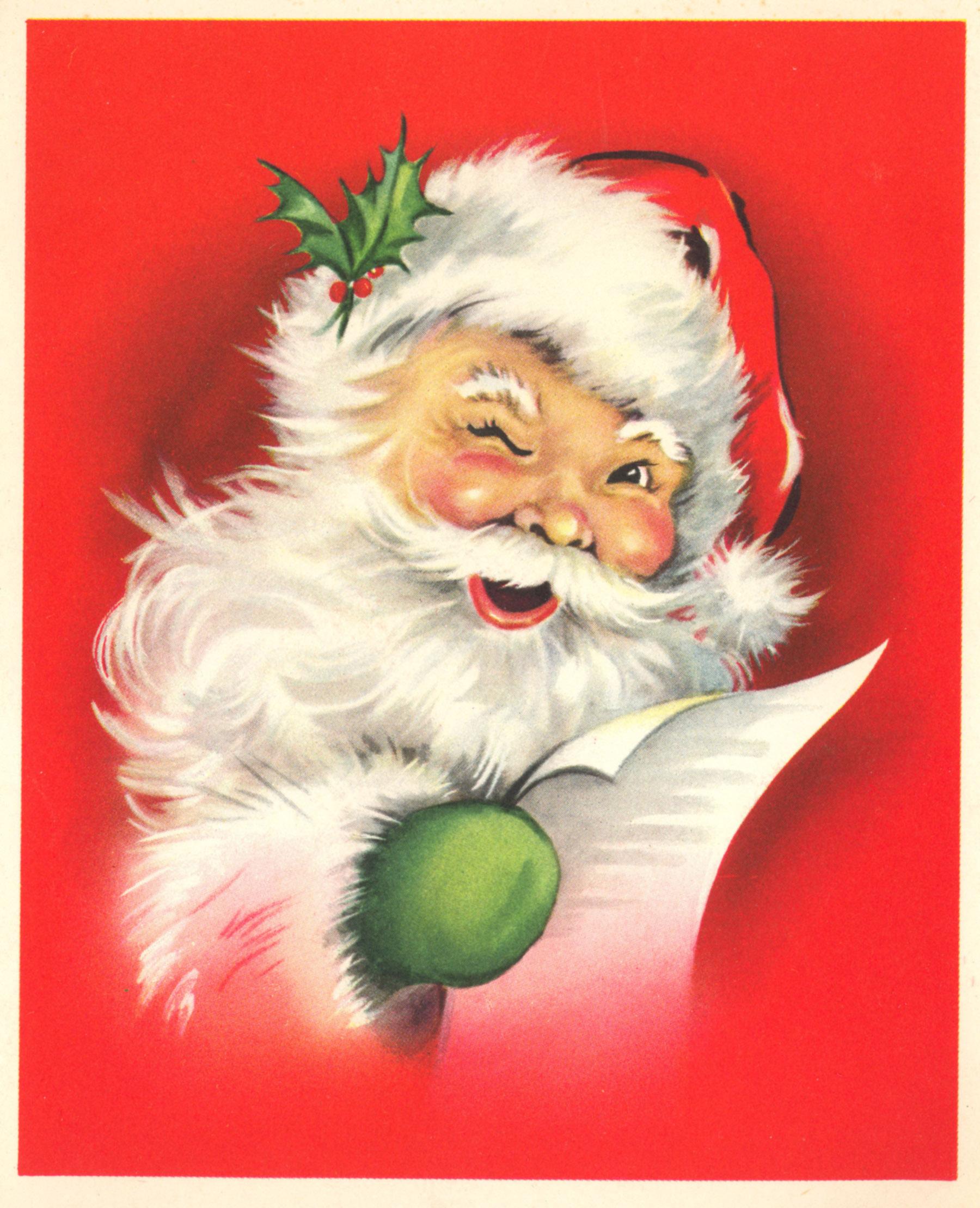 Santa Claus Wallpaper Free