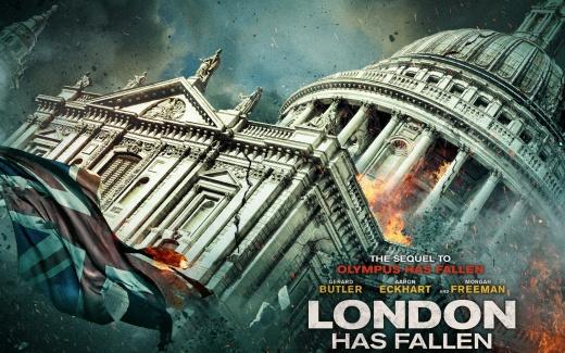 London Has Fallen 2015 HD Wallpaper   iHD Wallpapers 520x325