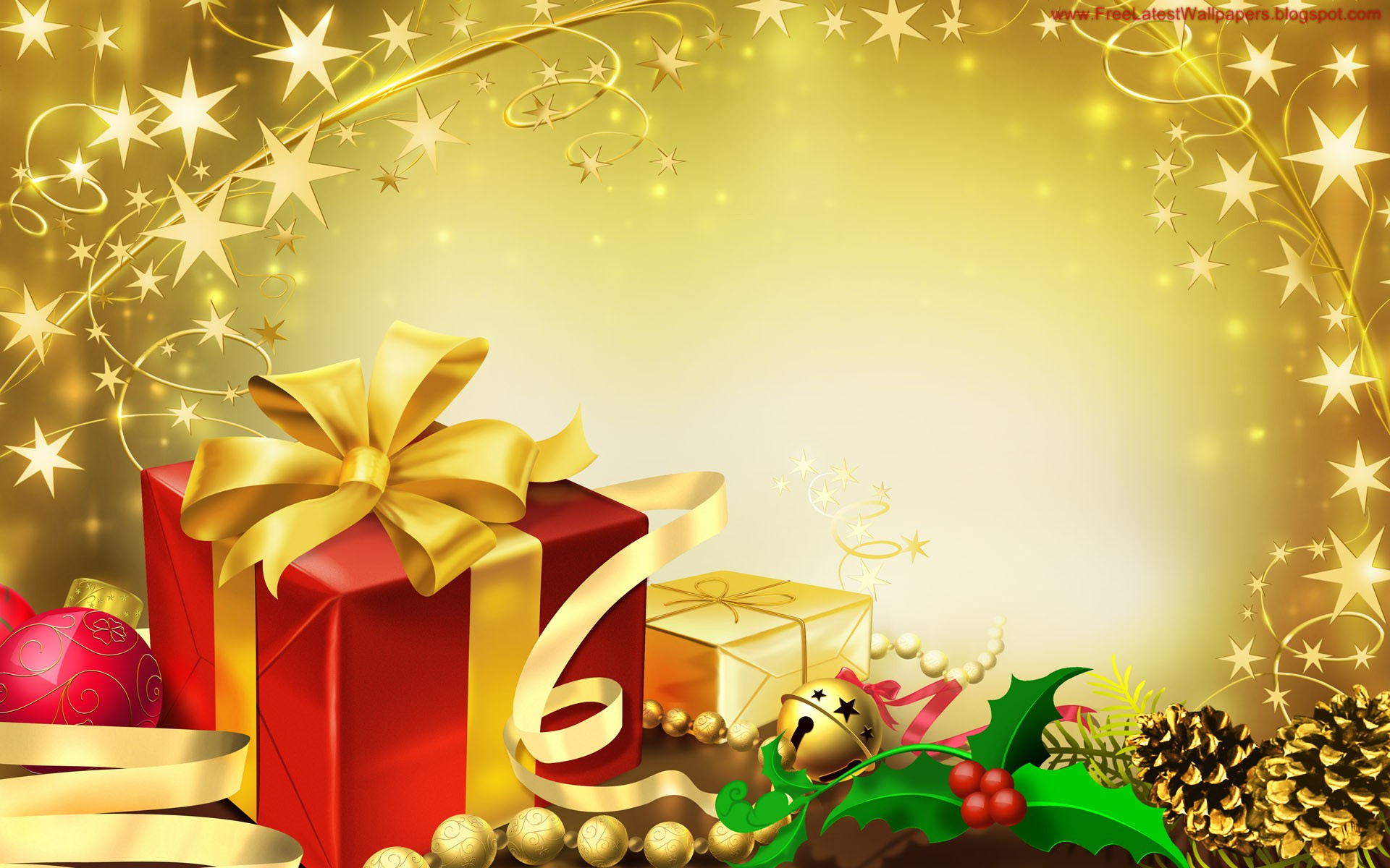 Top Christmas Wallpapers and Themes For Download 1920x1200