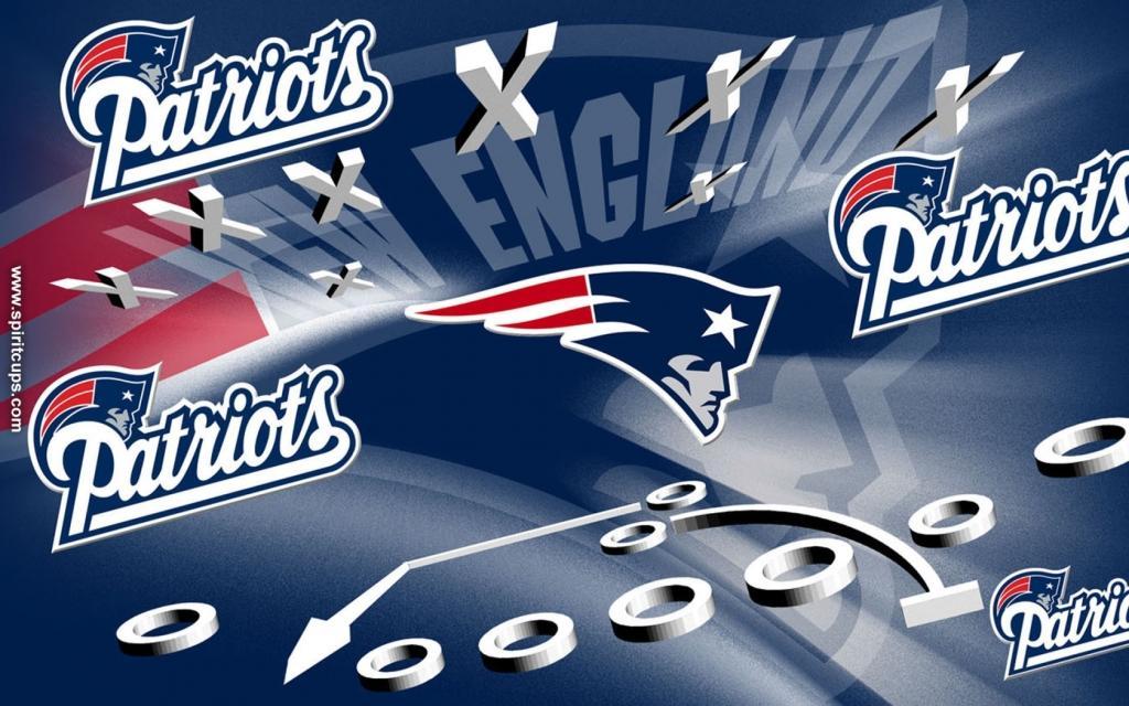 Patriots Football Wallpaper 1024x640