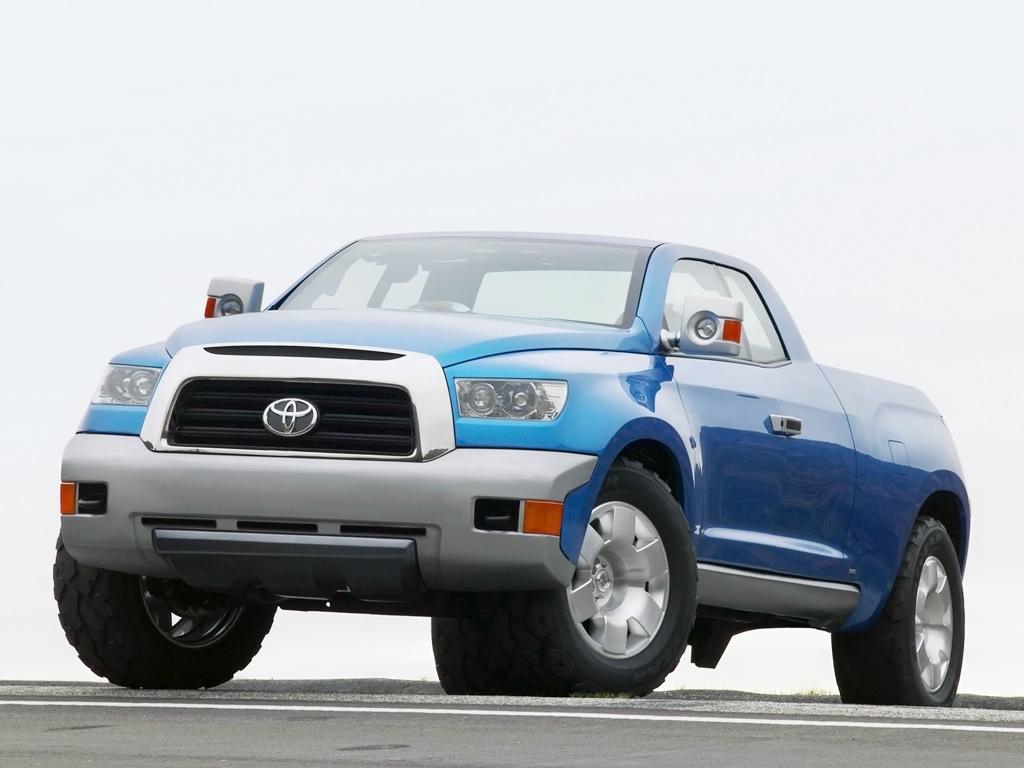 Toyota FTX Concept Truck Wallpapers Widescreen Desktop Backgrounds 1024x768