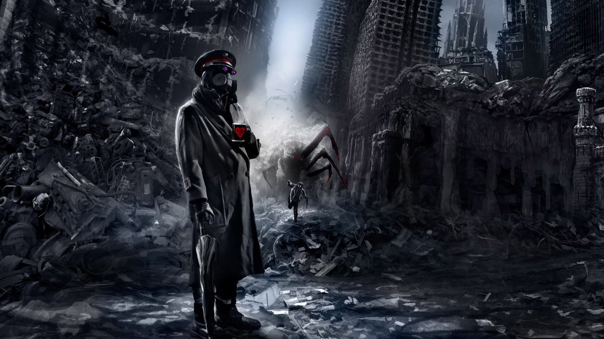 Romantically Apocalyptic Wallpaper 7987 1920x1080