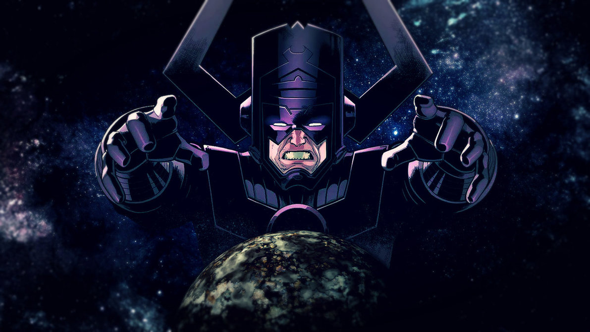 Galactus Wallpaper by Franky4FingersX2 1191x670