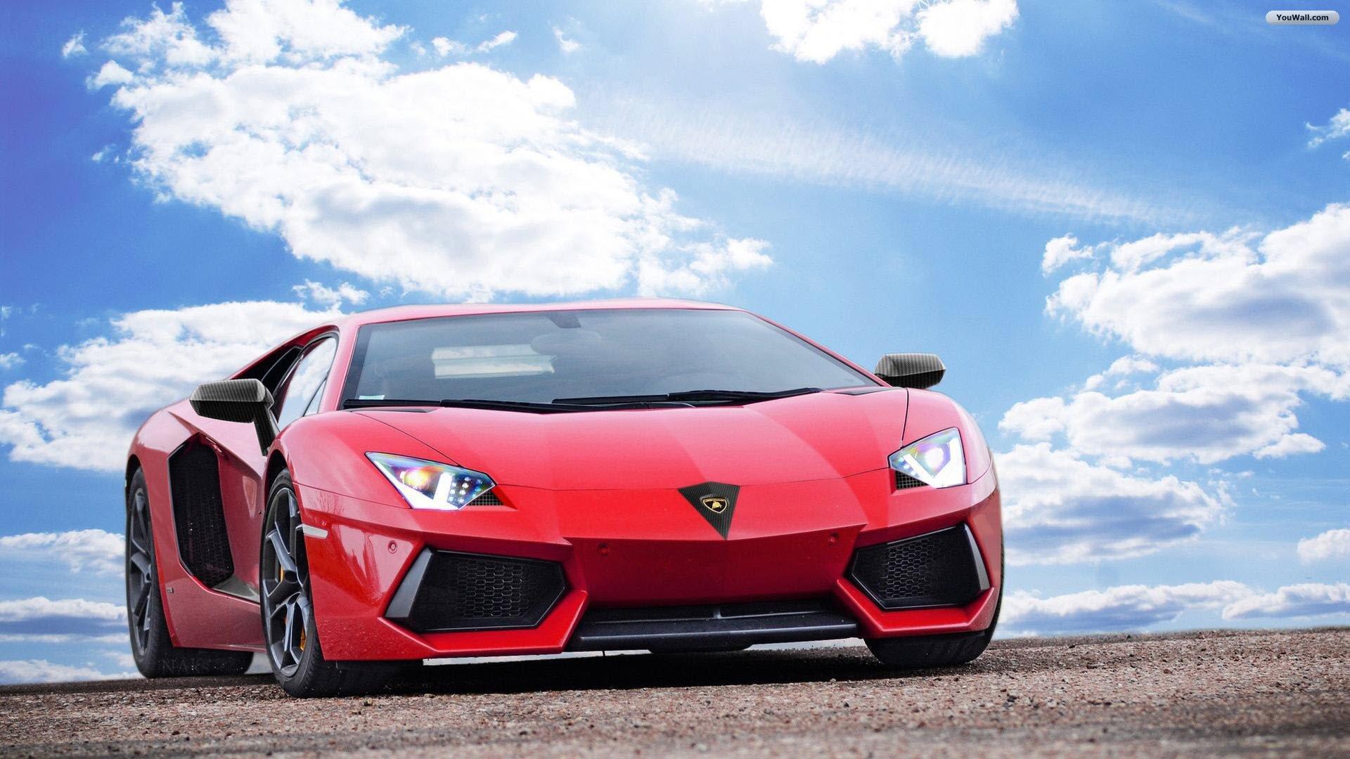 Red Lamborghini Wallpaper - WallpaperSafari Red Lamborghini Gallardo Wallpaper