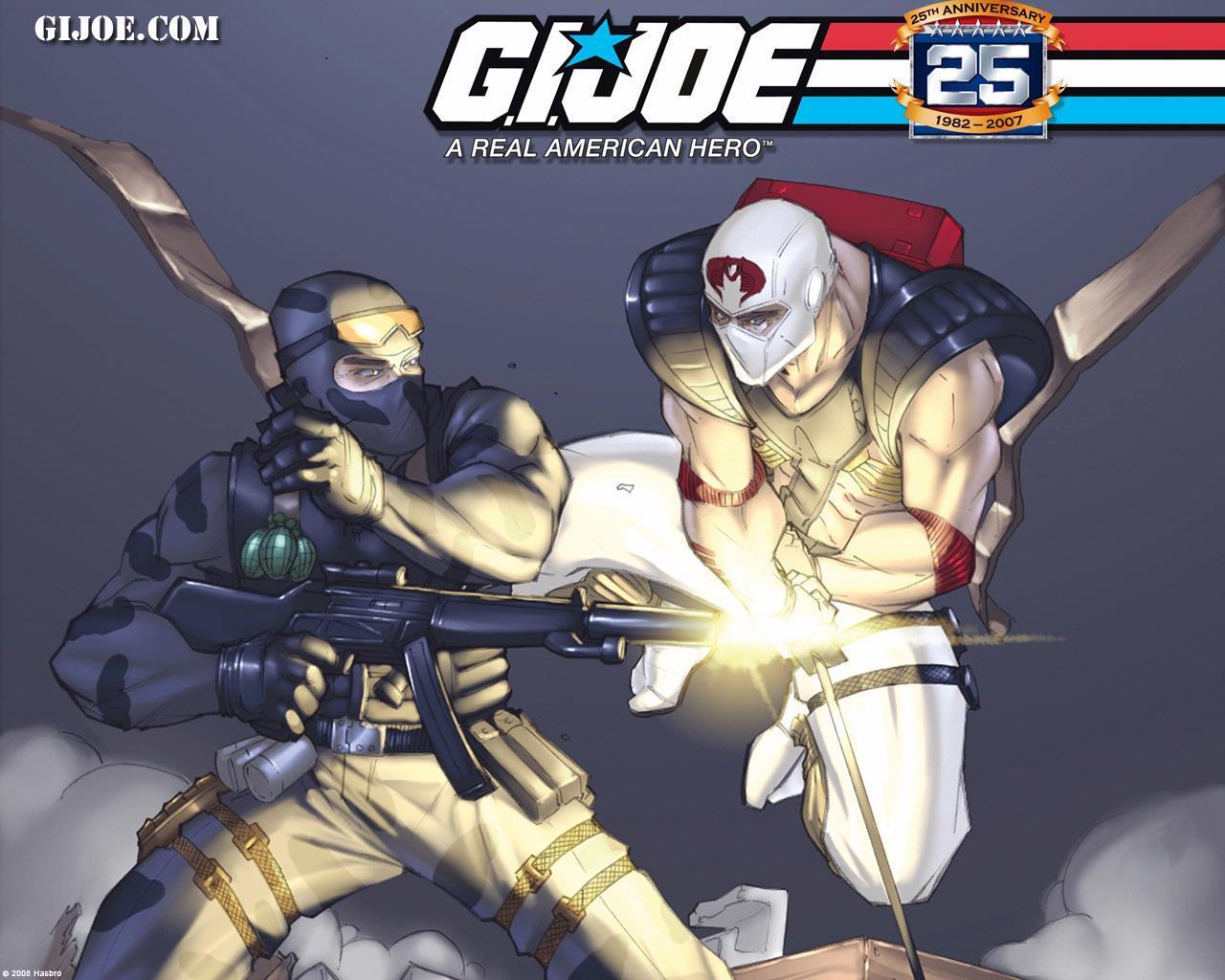 Snake Eyes Storm Shadow   GI Joe Wallpaper 4217969 1280x1024