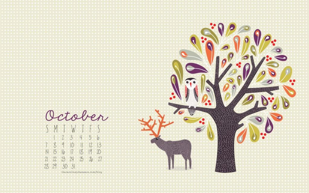 Indie Art Desktop Wallpaper Desktop calendar choices 1024x640