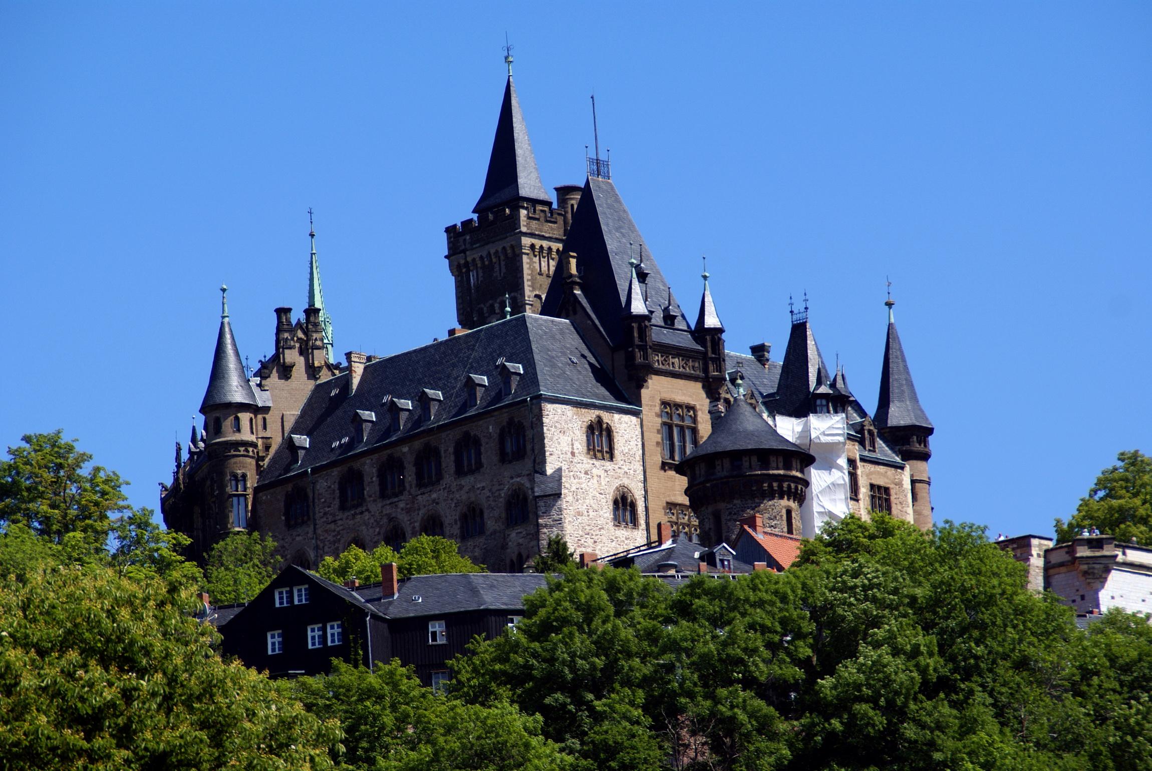 German Castles Wallpaper Place Germany 2300x1540